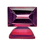Rhodolith Granat aus Indien - Rhodolite Garnet from India