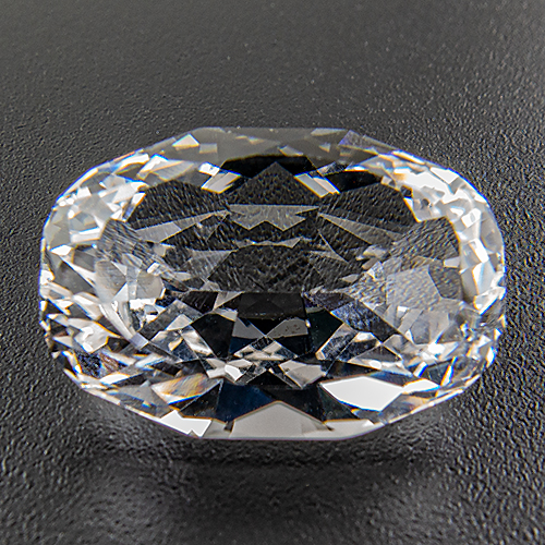 Danburite from Mexico. 7.71 Carat. Cushion, eyeclean