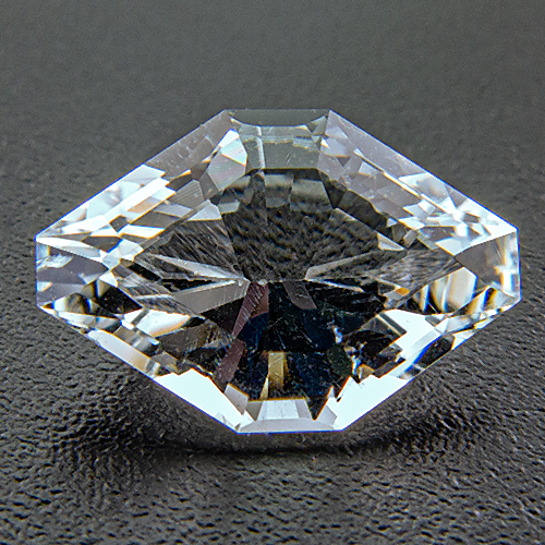Sanidine from Germany. 1.1 Carat. Octagon, very small inclusions
