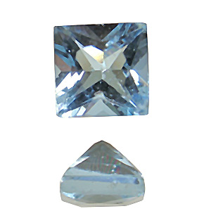 Aquamarine from Nigeria. 1 Piece. Top quality