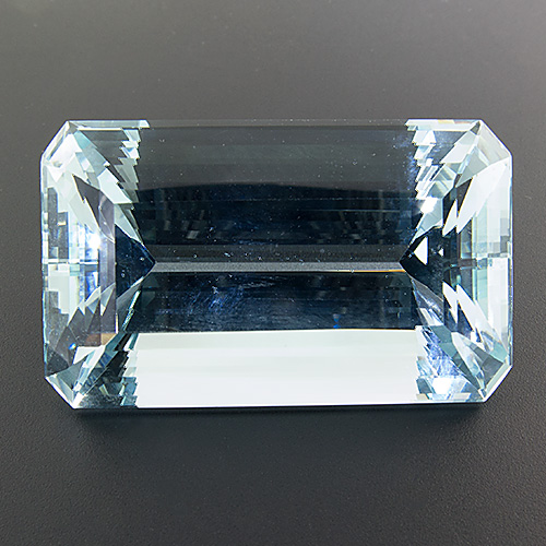 Aquamarine from Brazil. 71.72 Carat. Fine aquamarine of impressive size. Very low price!