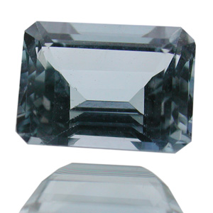 Aquamarine from Brazil. 1 Piece. 1.40-1.60 cts