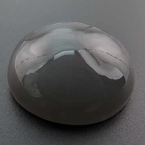 Moonstone from India. 19 Carat. Cabochon Round, translucent
