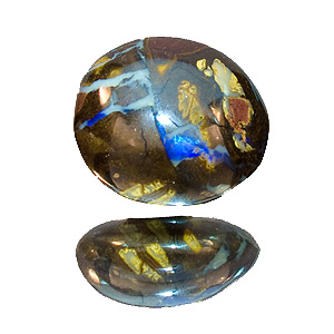 Boulder Opal from Australia. 1 Piece. 14.88cts