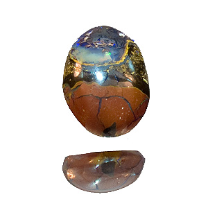 Boulder Opal from Australia. 1 Piece. 5.81cts