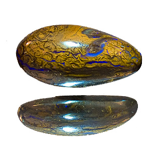 Boulder Opal from Australia. 1 Piece. 8.81cts