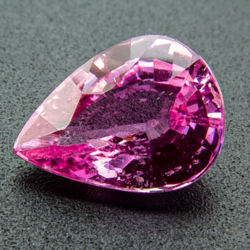 Pink sapphire from Madagascar. 1 Piece. Two pieces on stock do not qualify as a pair