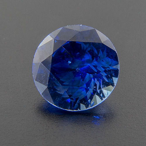 Sapphire from Sri Lanka. 0.55 Carat. Brilliant, small inclusions