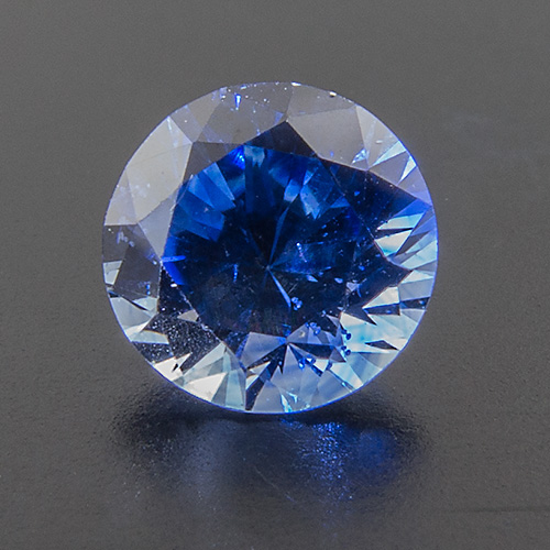 Sapphire from Sri Lanka. 0.73 Carat. Brilliant, very very small inclusions