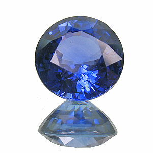 Sapphire. 3.17 Carat. extremely rare in this qualty and size