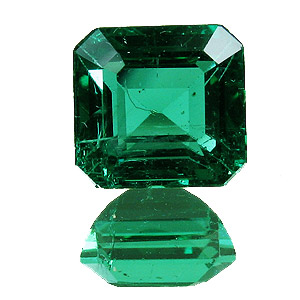 Emerald from Zambia. 1.51 Carat. one of our best