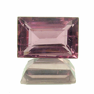 Tourmaline (Rubellite) from Brazil. 1 Piece. most stones are significantly cleaner than the depicted stone