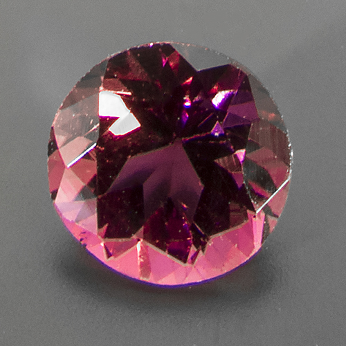 Tourmaline (Rubellite) from Brazil. 1 Piece. very good cut, vibrant colour, the best we have!
